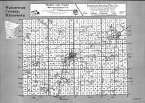 Index Map, Watonwan County 1992
